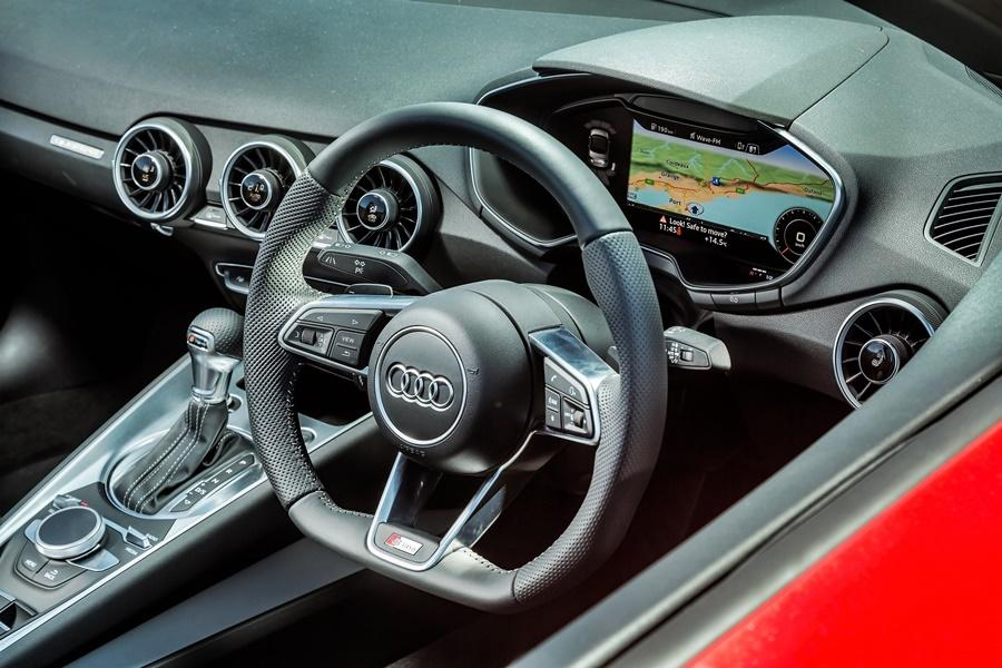 Audi Tt 2018 Facelift >> Audi Will Offer Refreshed Audi A3 Model with Virtual Cockpit