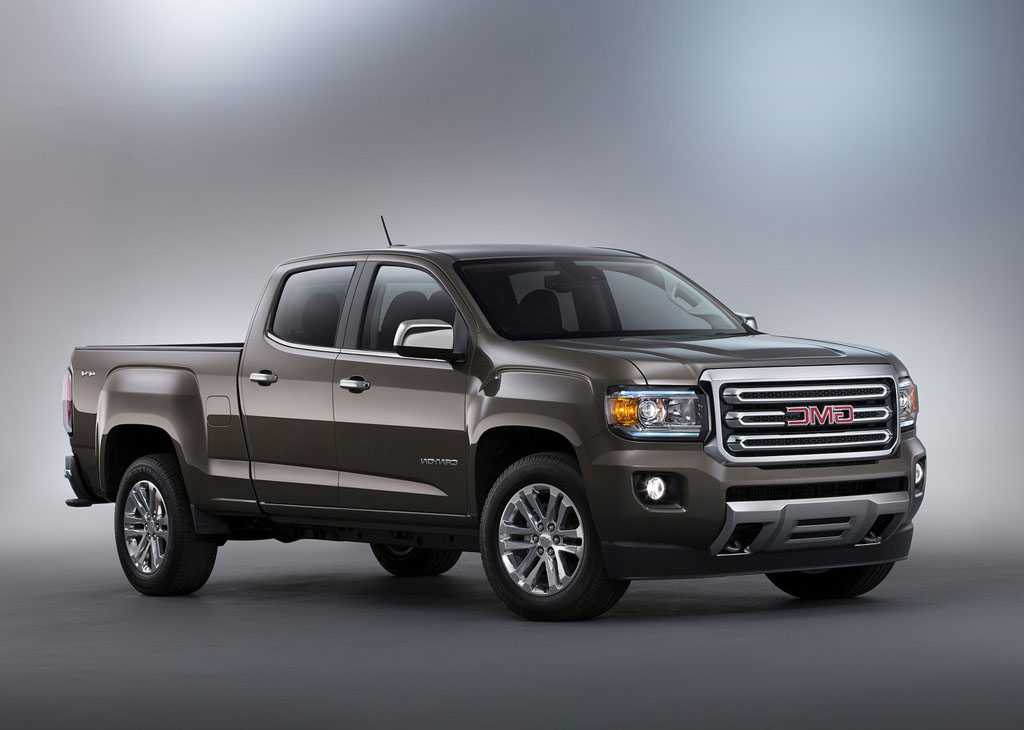 Pricing Released For 2016 Chevrolet Colorado And Gmc