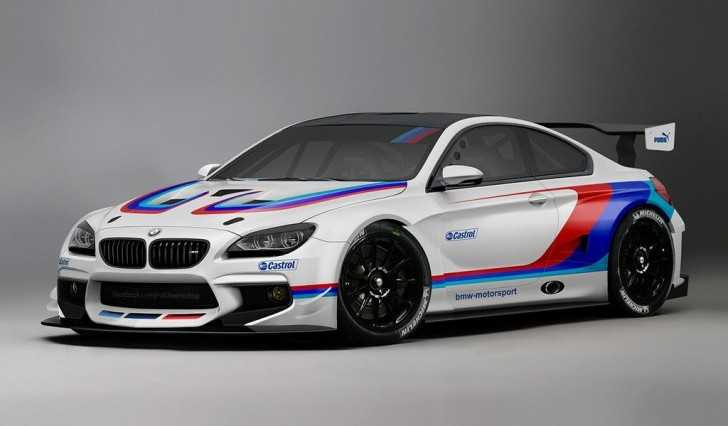 Bmw M6 Gt3 Gtlm Set To Replace Bmw Z4 Gte For 2016 Tudor