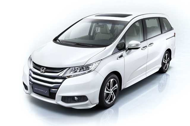 2016 Honda Odyssey Special Edition on Sale Now