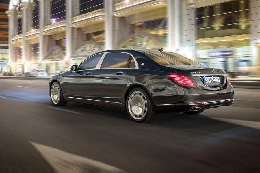 2016 mercedes maybach s600 is lavishly luxurious with a for Mercedes benz s 600 price