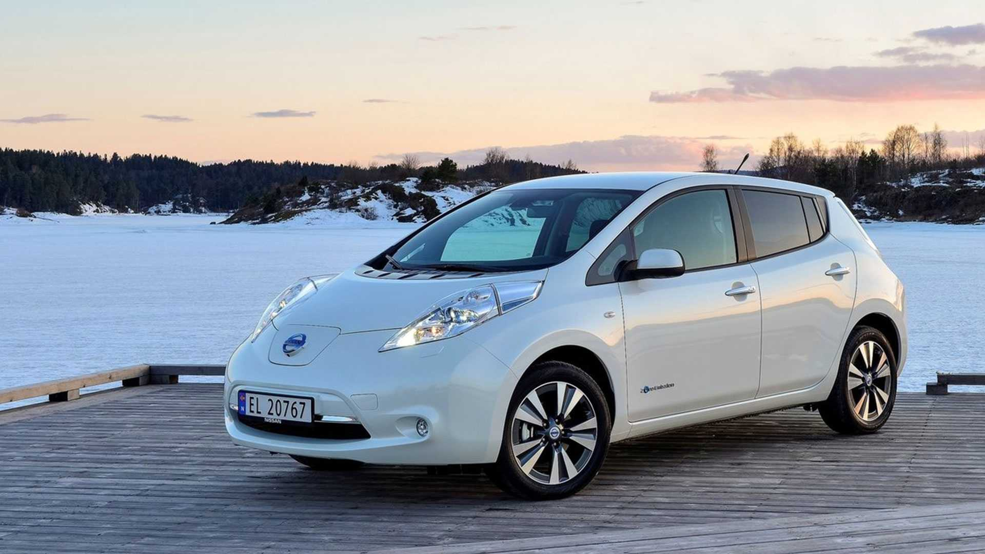 2016 nissan leaf will bring battery range to 110 miles for higher trims. Black Bedroom Furniture Sets. Home Design Ideas