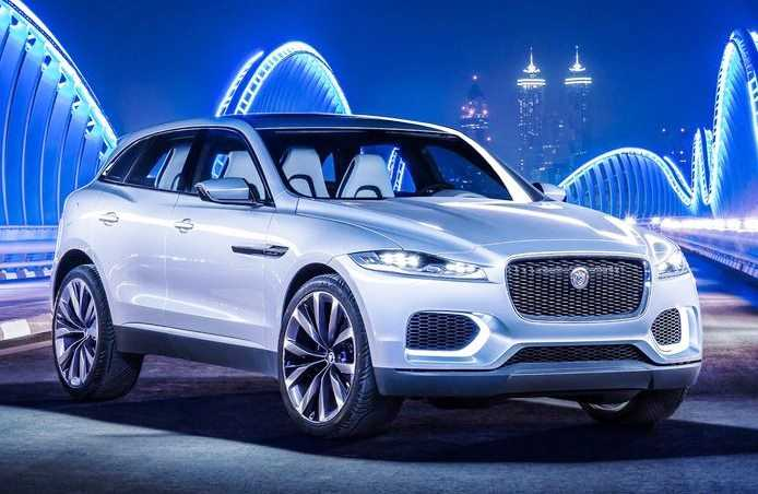 jaguar entering family suv market with 2016 jaguar f pace. Black Bedroom Furniture Sets. Home Design Ideas