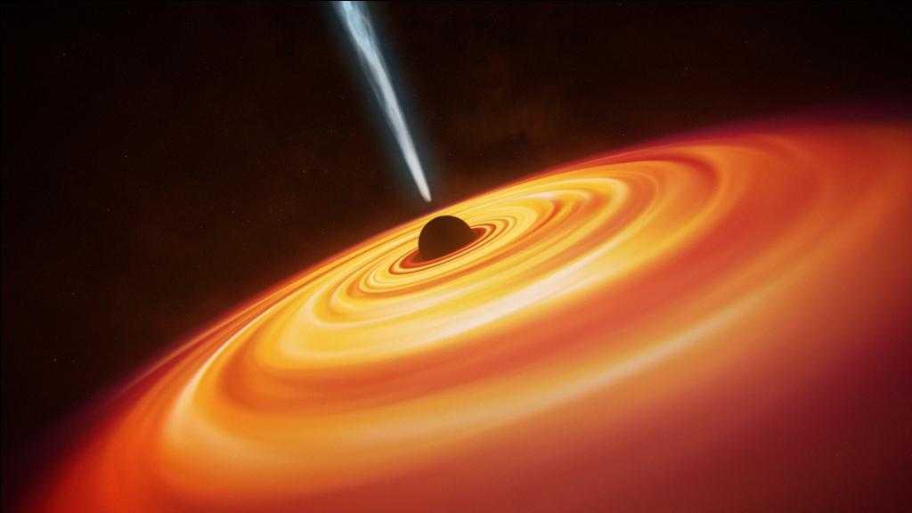 smallest black hole - photo #25