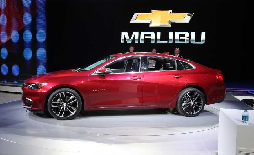 Amazing 2016 Chevrolet Malibu  Completely New Car With Lower Price