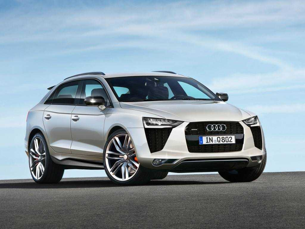 2017 Audi Q6 e-Tron SUV is a Concept Crossover Ready to ...