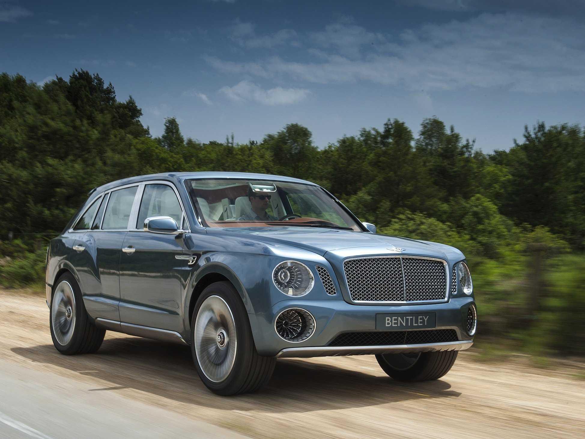 2017 Bentley Bentayga Unleashing The Fastest Suv In World At Frankfurt Motor Show