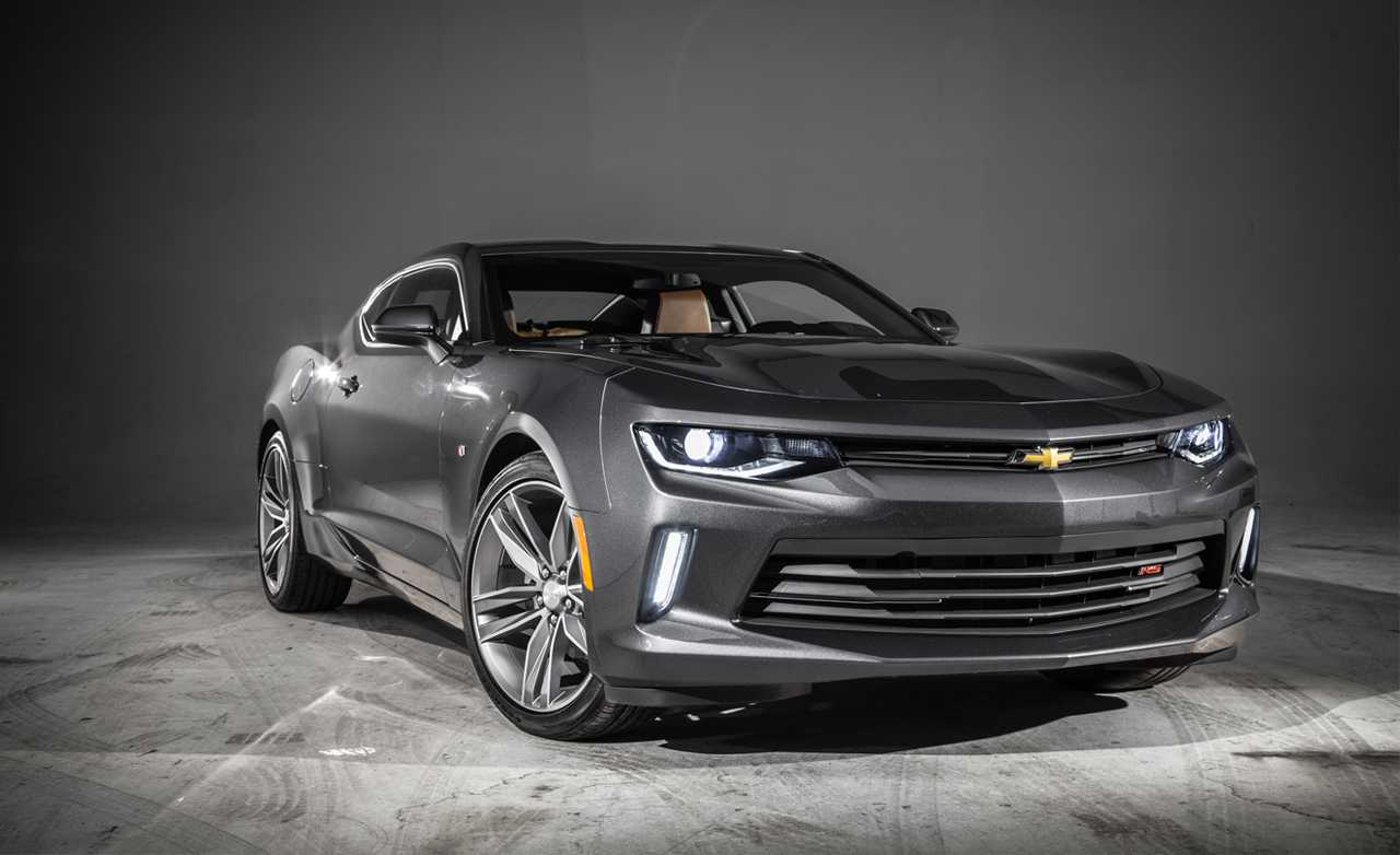 2016 chevrolet camaro receives a bunch of accessories and performance kits. Black Bedroom Furniture Sets. Home Design Ideas