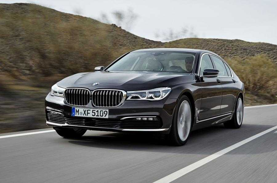 New Bmw 7 Series >> New Bmw 7 Series 2018 2019 Car Release And Reviews