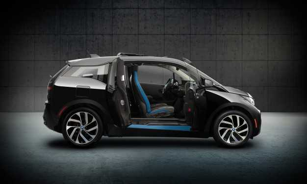 2016 BMW I3 Gets A Shadow Sport Edition With Sun Roof