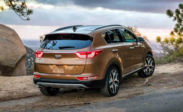 2018 Kia Sportage: Specs, Powertrains, Price >> 2017 Kia Sportage Pricing Specifications And Powertrains