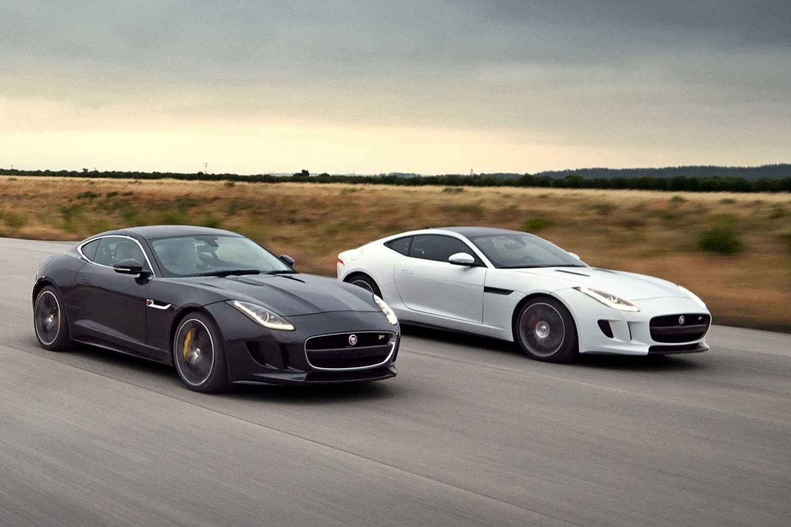 2017 jaguar f type coupe a 200 mph car to push. Black Bedroom Furniture Sets. Home Design Ideas