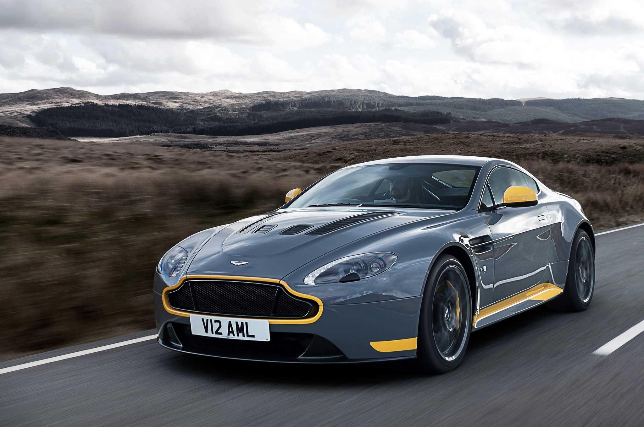 Aston Martin V Vantage GTS Limited Edition Is Priced At - Aston martin db9 manual transmission