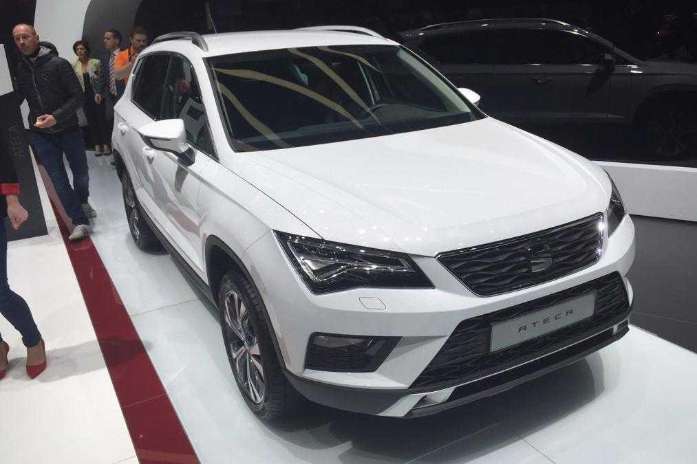 seat ateca suv specifications and featured detailed. Black Bedroom Furniture Sets. Home Design Ideas