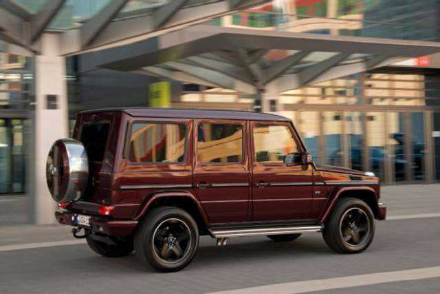 2017 mercedes benz g550 4 4 confirmed for launch in the for 2017 mercedes benz g550