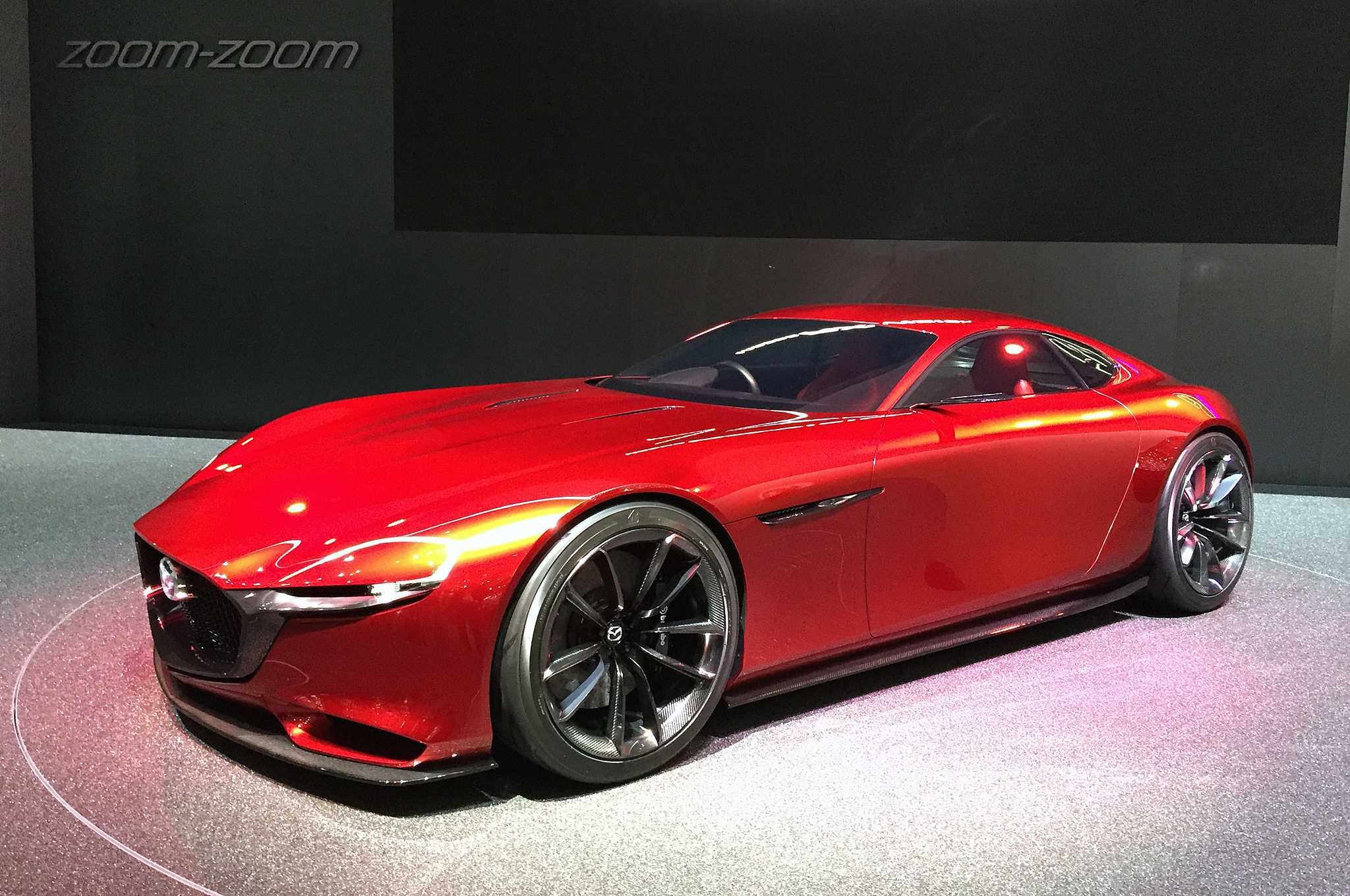 Mazda RX 9 With Rotary Power Is ing In 2020 Automaker Confirms