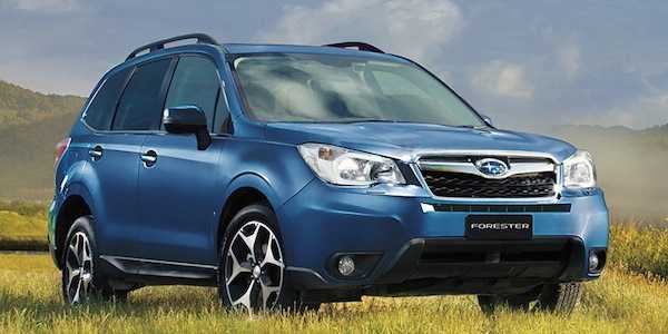 subaru forester special edition features and pricing revealed. Black Bedroom Furniture Sets. Home Design Ideas