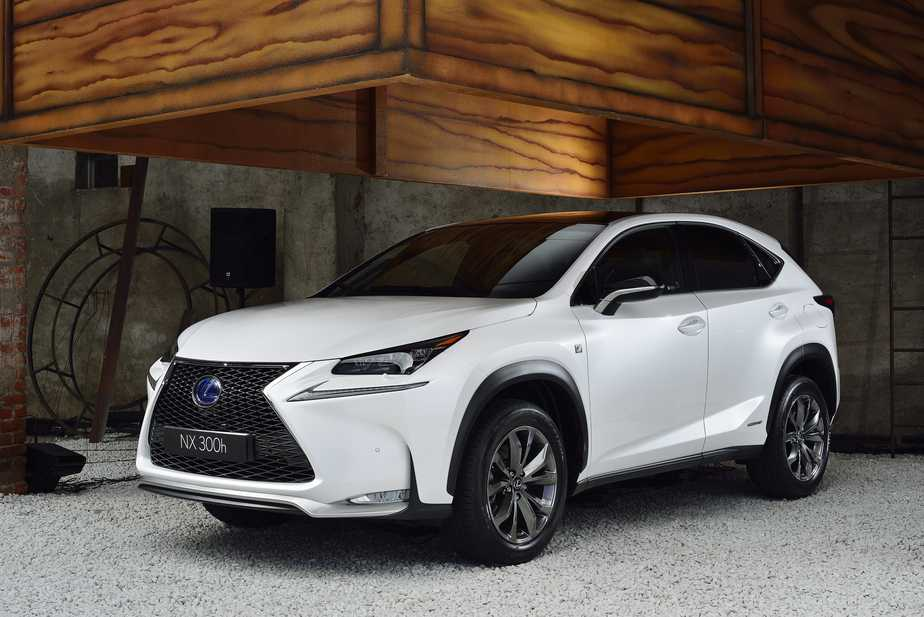 lexus nx 300h sport and rx cars get updated. Black Bedroom Furniture Sets. Home Design Ideas
