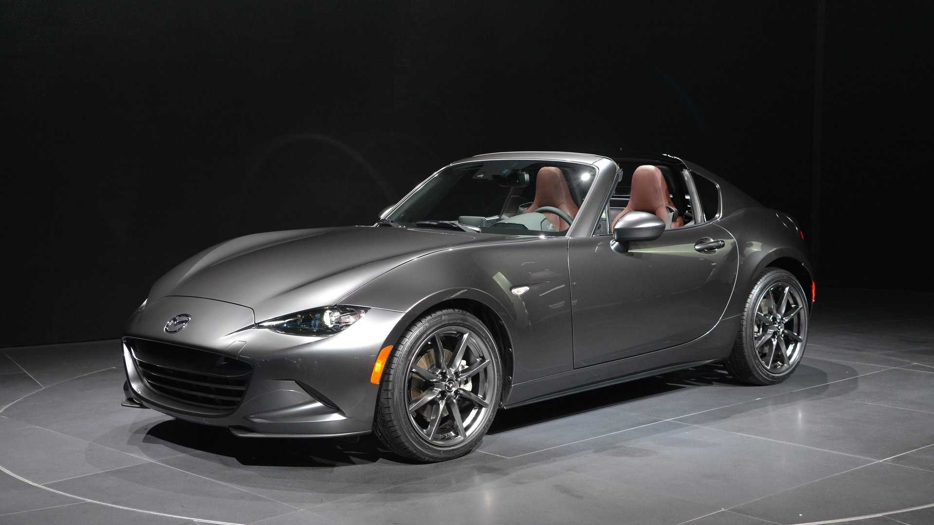 mazda mx 5 rf gets a new edition with retractable fastback. Black Bedroom Furniture Sets. Home Design Ideas
