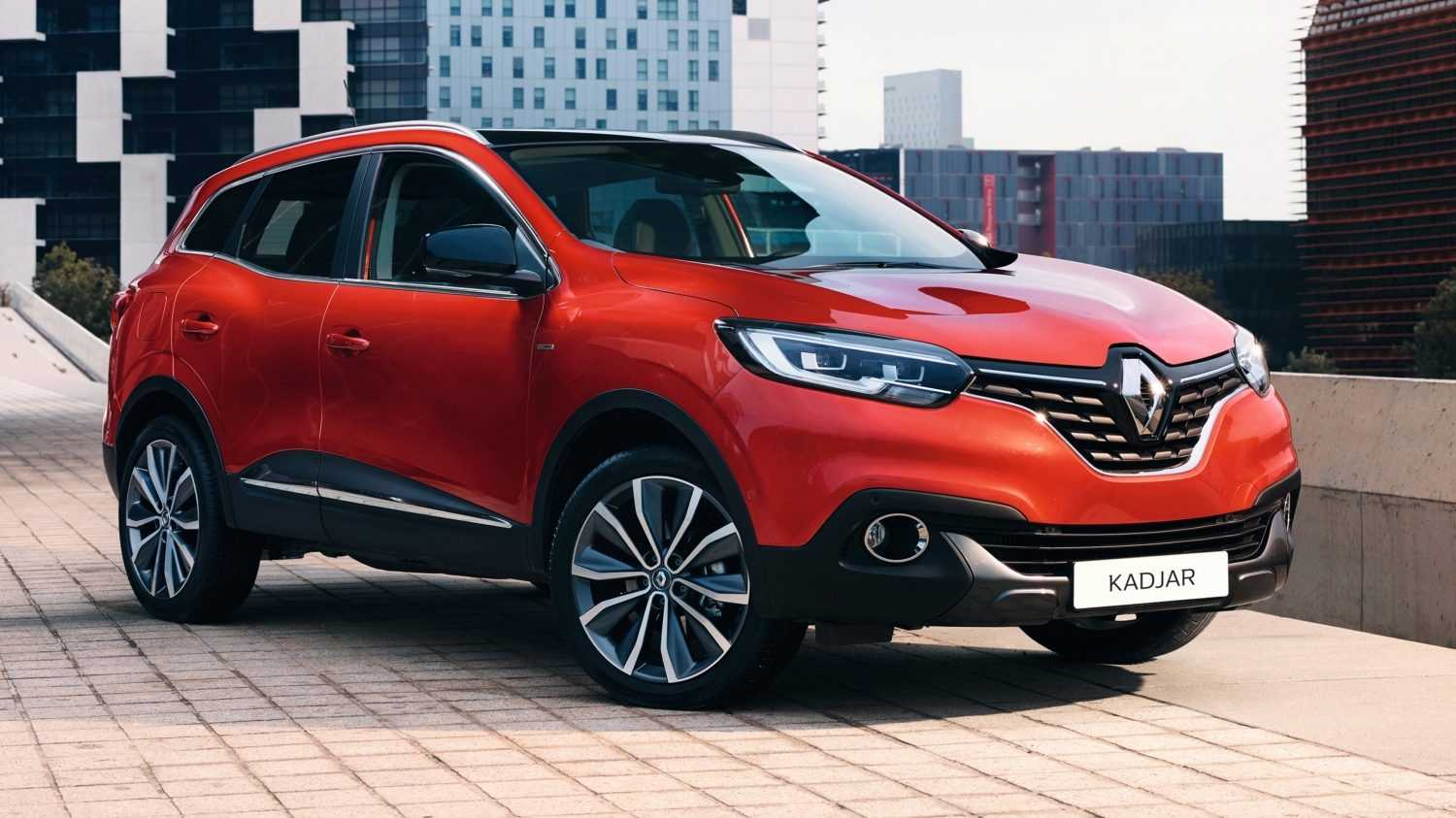 renault kadjar renaultsport to expand suv lineup. Black Bedroom Furniture Sets. Home Design Ideas